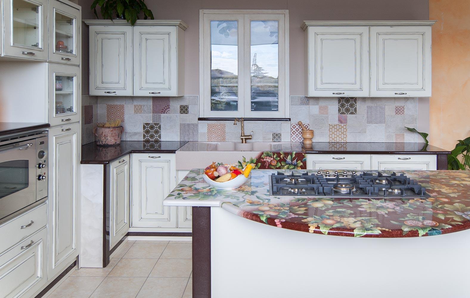 Cucine vintage realizziamo la tua cucina su misura for Realizza la tua cucina