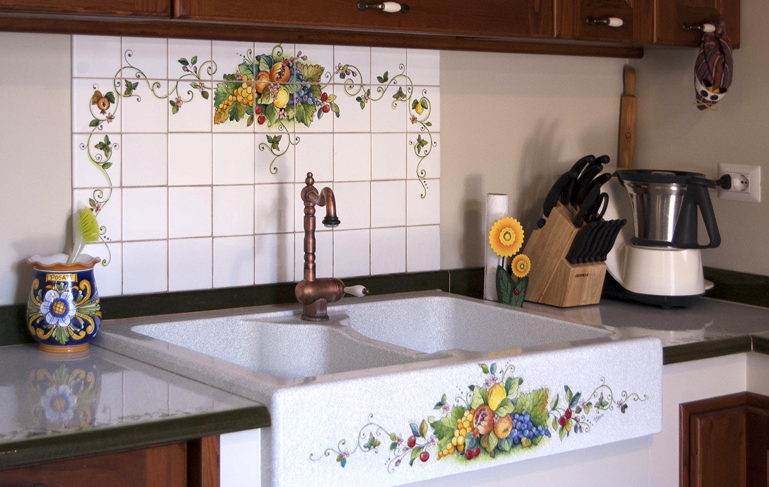 Cucine moderne ecologiche in muratura smontabile modello for Mattonelle da rivestimento