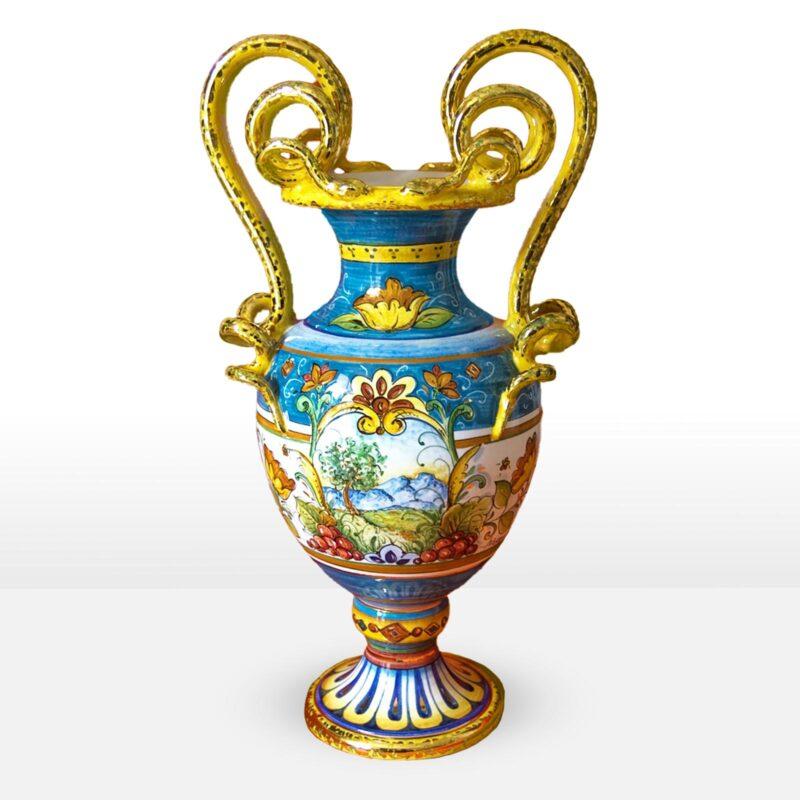 anfora arredamento in ceramica per il tuo ambiente