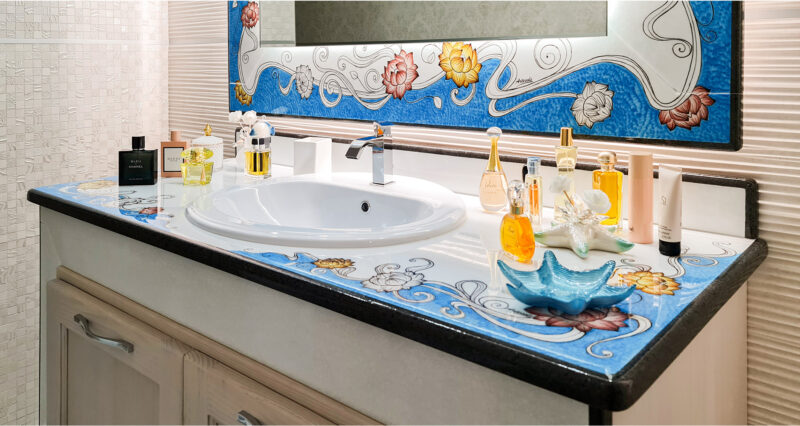 arredo bagno moderno luxury