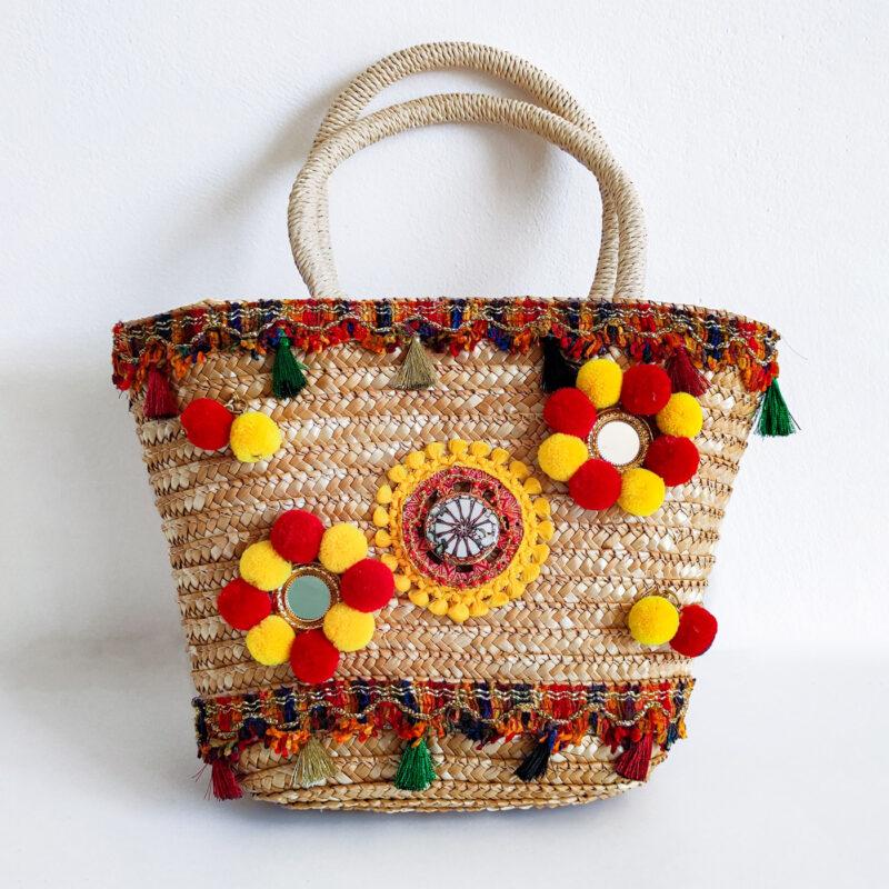 borsa siciliana decorazione carretto