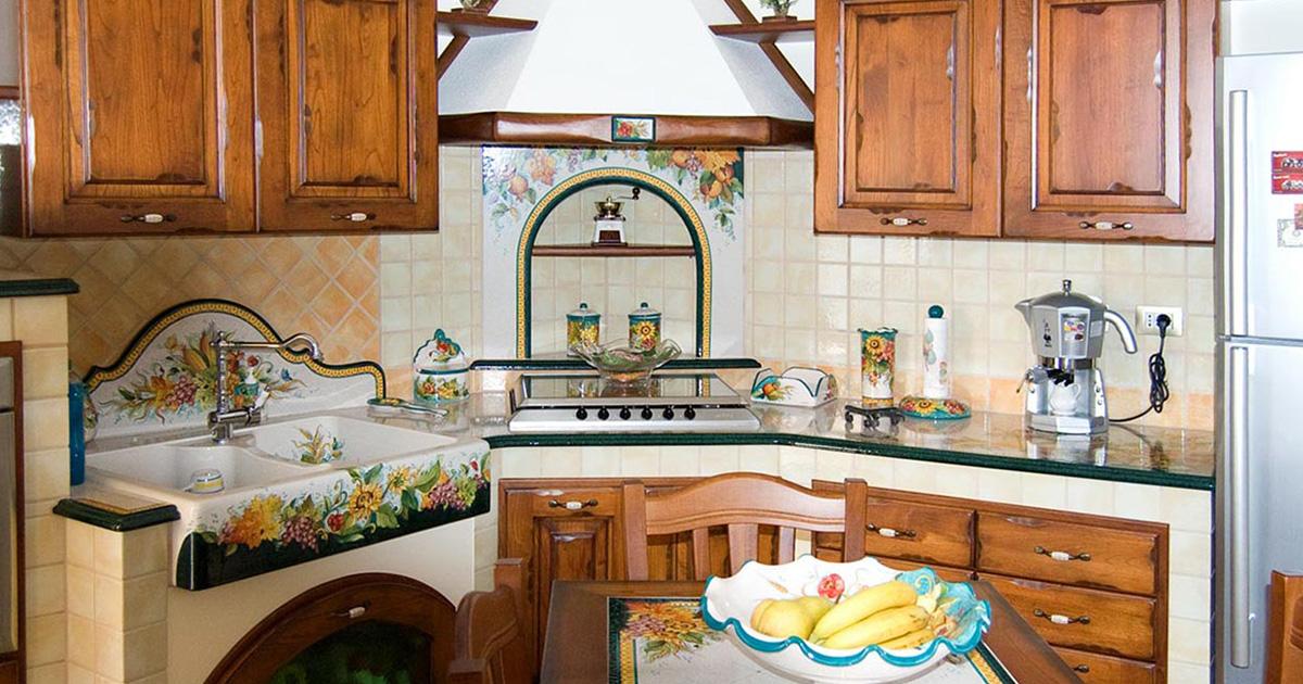 Le cucine fantastiche realizzate dalla fabbrica artesole for Cucine direttamente dalla fabbrica