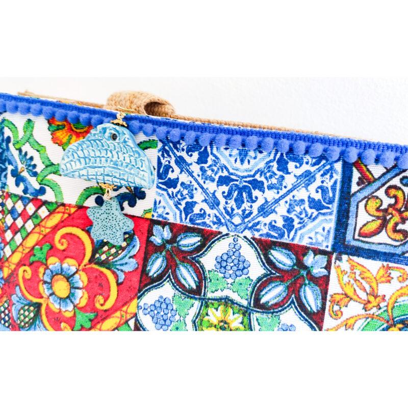 decorazione borse sicilia