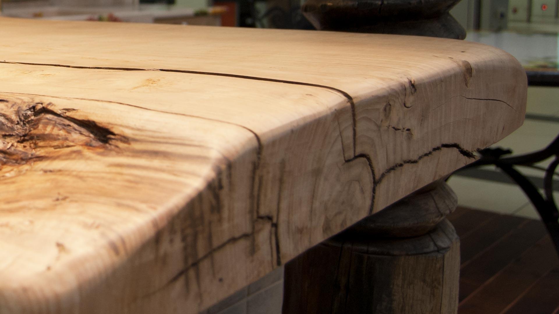 Ante cucina in legno massello - Cucine su misura | Catalogo Artesole