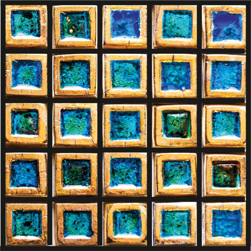 mattonella in pietra lavica 20x20 mosaico