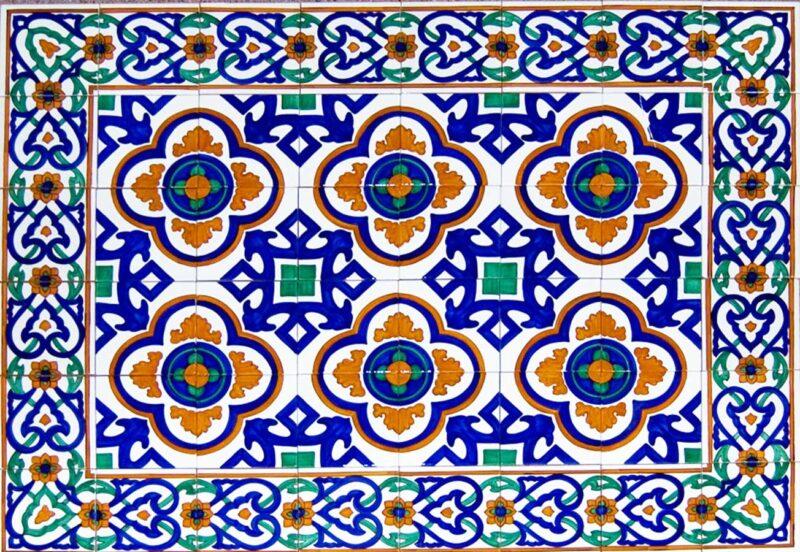 mattonelle Tunisine, realizzare su misura e decorate a mano