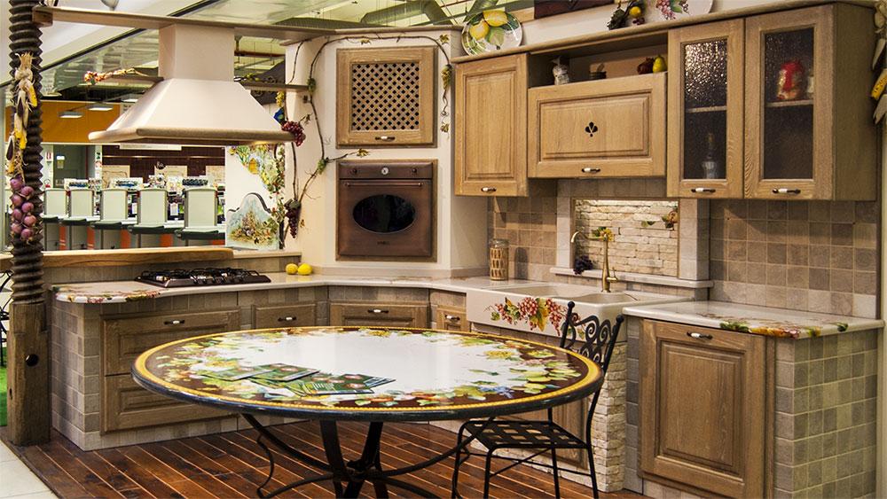 Cucine in muratura su misura Rustiche e Moderne