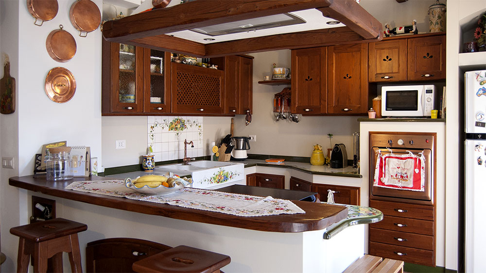 ▷ Cucine in muratura su misura Rustiche e Moderne