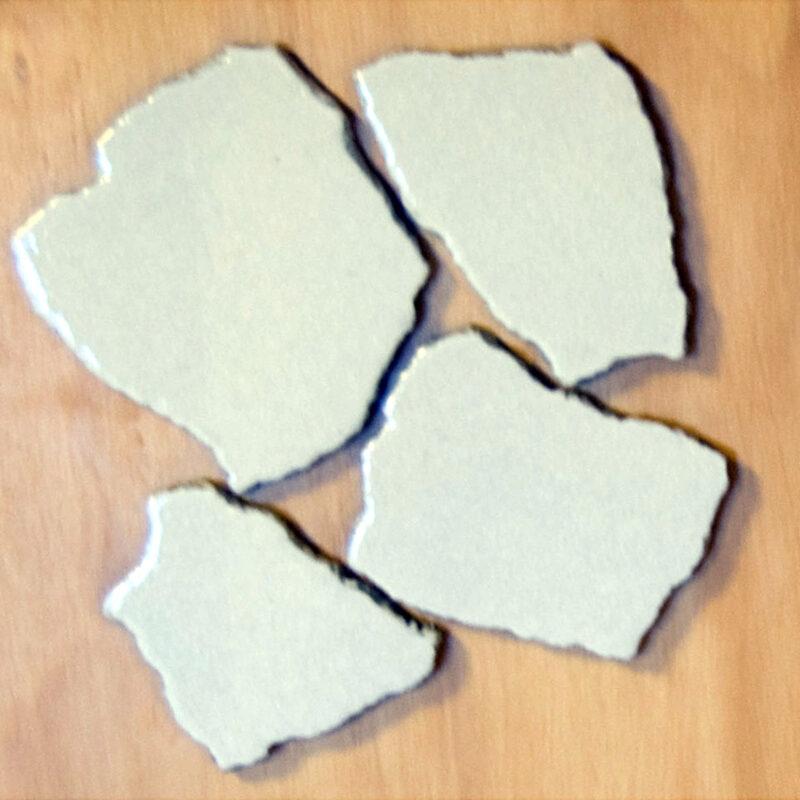 Palladiane in pietra lavica smaltata bianca realizzabili su misura
