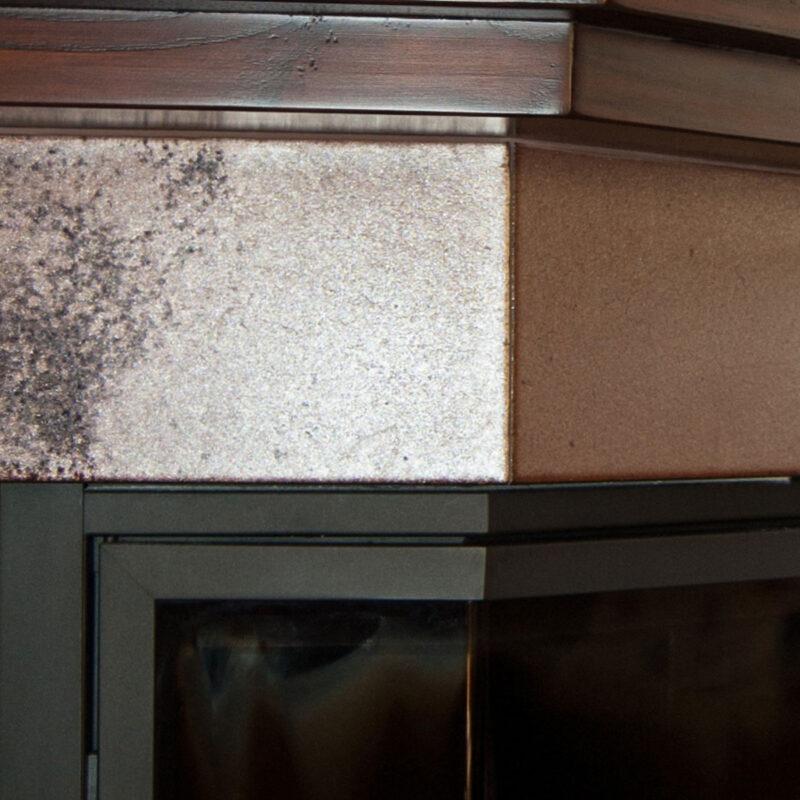 pietra lavica monocolore moderna