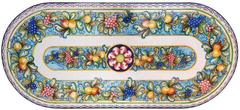 Tavolo in Pietra Lavica Milazzo